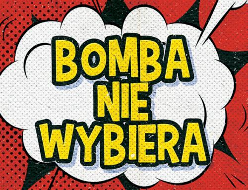 """Wyniki konkursu """"Dlaczego BOMBA nie wybiera?""""."""