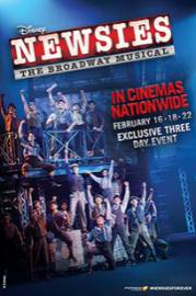 Disneys Newsies: Broadway Musical 2017